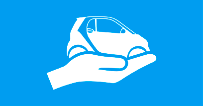 car2go in hand-italy
